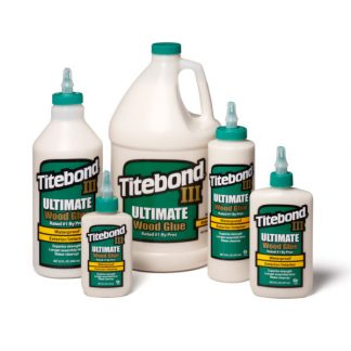 Titebond 3 III ultimate liquid glue woodworking accessory melbourne Australia online shop