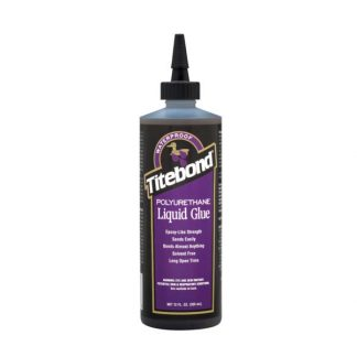 Titebond polyurethane liquid glue woodworking accessory melbourne Australia online shop