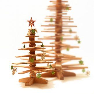 Recycled timber Christmas trees Melbourne Victoria Australia Eco Christmas