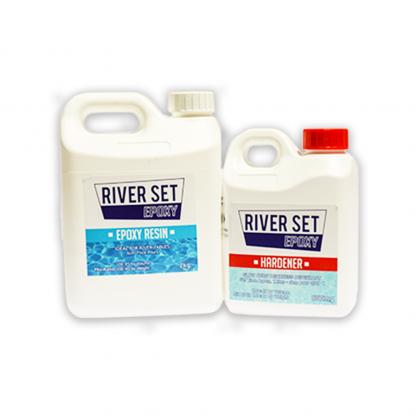 riverset epoxy kit set resin hardener melbourne australia