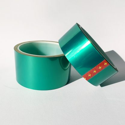 Flash tape for composites projects and resin pours