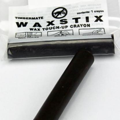 timbermate waxstix touchup crayon stick ebony black